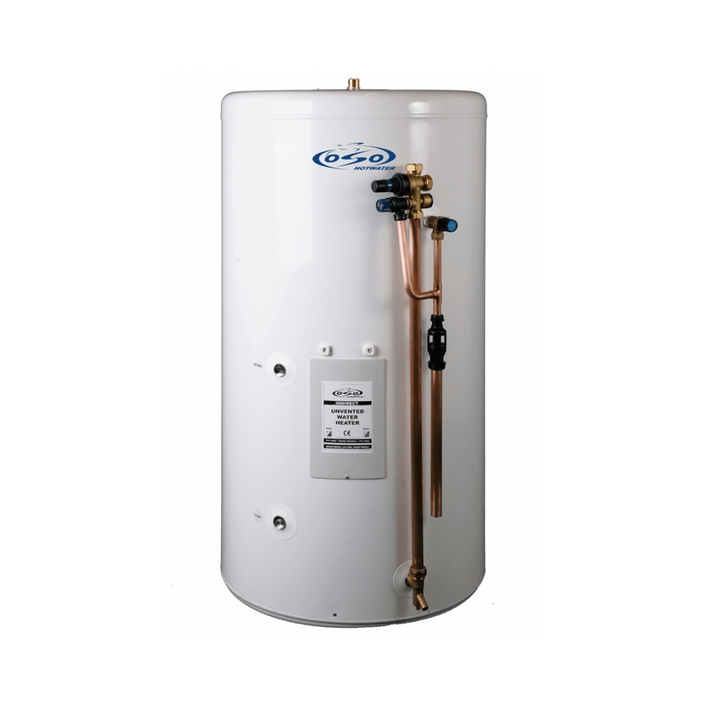 OSO Unvented Hot Water Cylinders