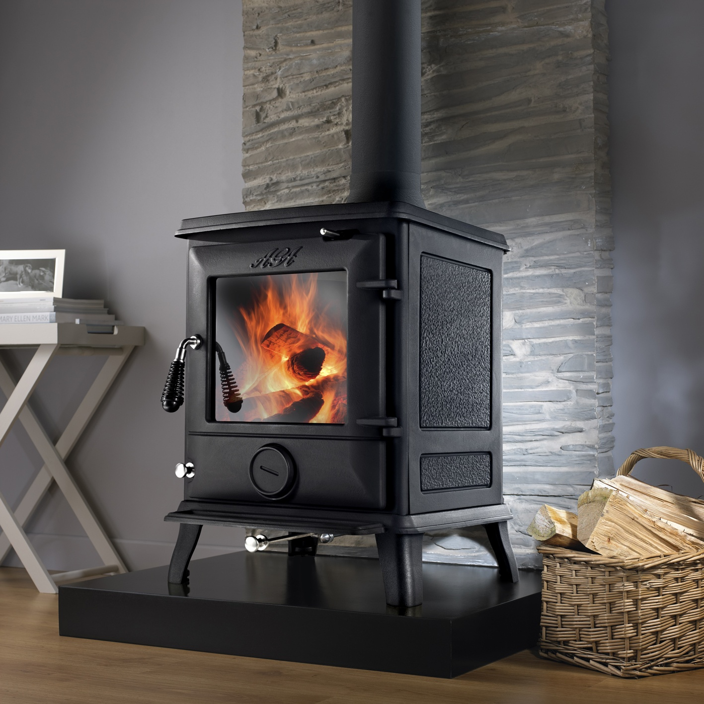 AGA Wood Burners