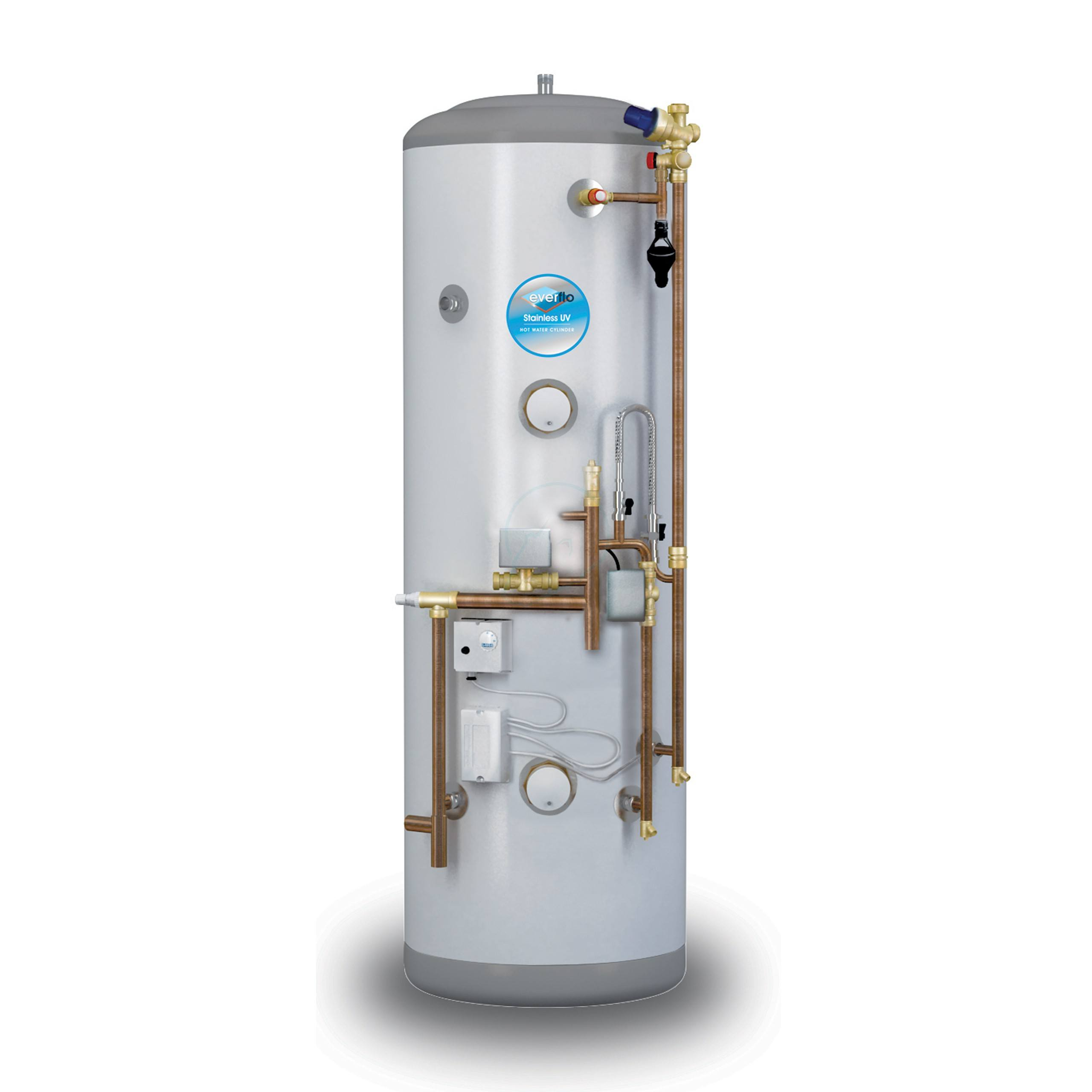 Giona Unvented Hot Water Cylinders