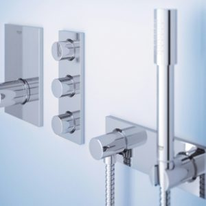 Grohe Showers & Mixers