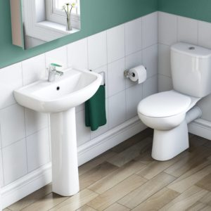 Lecico Bathroom Suites