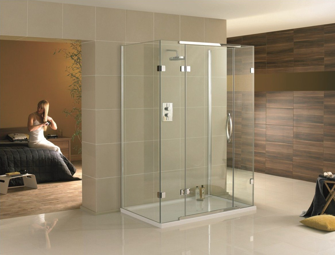 Exelent Luxury Shower Trays And Enclosures Photos - Bathroom with ...